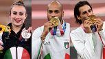 Tokyo 2020, è grand'Italia: la gioia di Ferrari, Jacobs e Tamberi