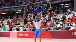 Ciclismo su pista, Italia oro capolavoro nell'inseguimento