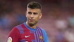 """Barcellona, Piqué: """"Non sarò l'unico a tagliarmi lo stipendio"""""""