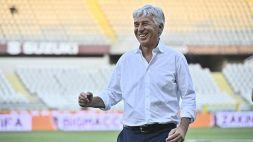 """Serie A, Gasperini dopo il pari: """"Tante opportunità non concretizzate"""""""