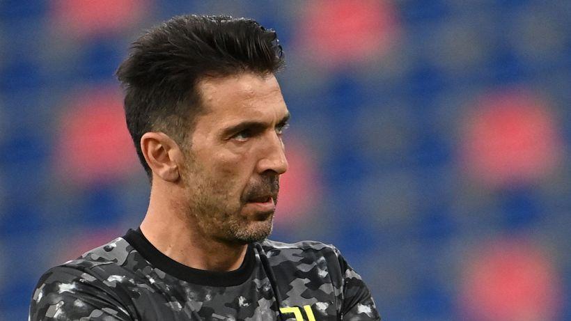 "Buffon si emoziona: ""A Parma le mie radici, depressione lontana"""