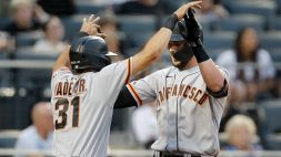 MLB: Giants e Dodgers volano in National League