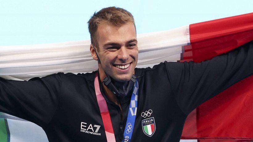 """Nuoto, il segreto di Paltrinieri: """"Penso sempre di poter vincere"""""""