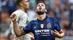 "Inter, Hakan Calhanoglu: ""RIngrazio tutti i tifosi"""