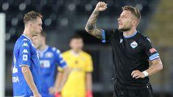 Empoli-Lazio 1-3: Milinkovic-Savic illumina, le pagelle