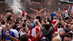 Uefa: aperto un procedimento disciplinare dopo i fatti di Wembley