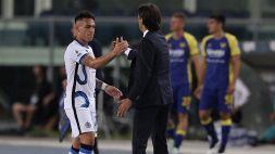 Sampdoria-Inter, le formazioni ufficiali