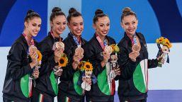 Tokyo 2020, quanto darà il CONI ai medagliati azzurri