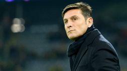 """Inter, Javier Zanetti amaro: """"Non posso mentire ai tifosi"""""""