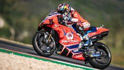 MotoGP, pole Gp Stiria: show Ducati, Valentino Rossi delude ancora