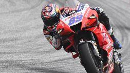 Motogp, GP Stiria: Jorge Martin trionfa davanti a Mir, 13° Valentino Rossi