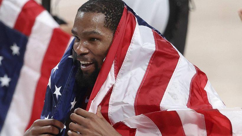 NBA, Durant prolunga il contratto con i Nets