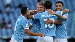 Lazio-Spezia 6-1: biancocelesti esagerati