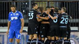 Serie A, Maurizio Sarri parte forte: tris della Lazio