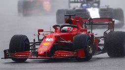 F1: Gp farsa, Charles Leclerc e Carlos Sainz dicono la loro