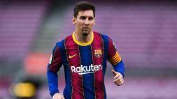 Lionel Messi, ancora un colpo di scena: cosa succede