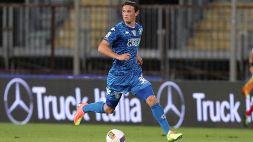 Empoli, ufficiale il ritorno di Henderson dal Lecce