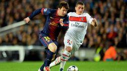 """Messi esalta Verratti: """"Il migliore al mondo nel suo ruolo"""""""