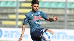 Lorenzo Insigne e le voci sull'Inter: mister Spalletti fa chiarezza