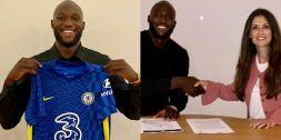 Lukaku al Chelsea: le prime foto con la maglia blues