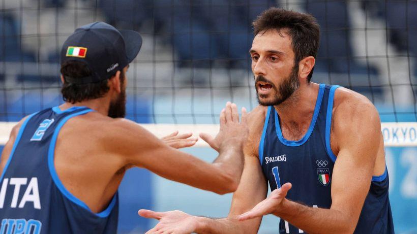 Beach Volley, Daniele Lupo e Paolo Nicolai alla prova del nove