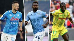 Il Genoa ne ufficializza tre: arrivano Caicedo, Maksimovic e Touré