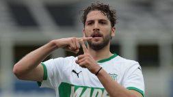 """Sassuolo, Locatelli saluta: """"Siete stati la mia famiglia"""""""