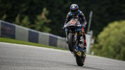 Moto 2, primo posto per Marco Bezzecchi