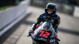 GP Gran Bretagna Moto2, Bezzecchi in pole
