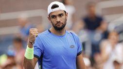 US Open, la giornata degli italiani: sorridono Berrettini e Sinner