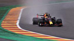 F1, Belgio: Max Verstappen in pole, disastro Ferrari
