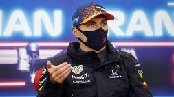 """F1, Max Verstappen: """"Arrivare secondo nel mondiale? Rimarrebbe una gran stagione"""""""