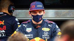 """Max Verstappen: """"Non è una vittoria molto piacevole"""""""