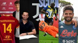 Calciomercato: obiettivi dell'estate 2021 di Juve, Milan, Inter