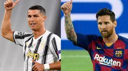 Juve, Ronaldo al PSG: un fotomontaggio infiamma i tifosi bianconeri