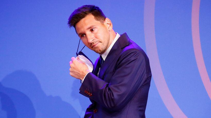 Niente numero 10 per Messi? L'indizio social del PSG