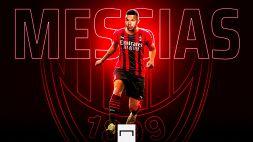 Ufficiale Messias al Milan in prestito dal Crotone