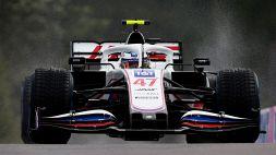 """F1, Mick Schumacher: """"È stato molto divertente, mi sono goduto ogni secondo"""""""
