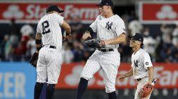 MLB: Dodgers e Yankees inarrestabili
