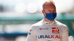 """F1, Mazepin: """"Non ho grosse aspettative per il 2022"""""""