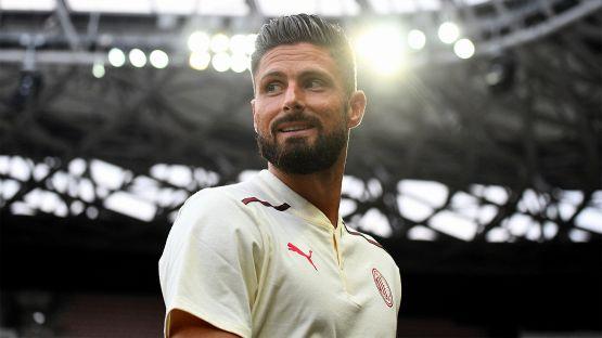 """Milan, Giroud si presenta: """"Sono qui per portare la mia esperienza"""""""