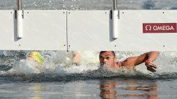 Tokyo 2020, infinito Paltrinieri: bronzo nella 10 km di fondo