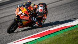 Moto 3, GP Stiria: vince Pedro Acosta