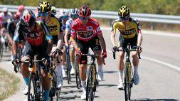"""Vuelta, Roglic contento di non aver perso terreno: """"Non la mia giornata migliore"""""""
