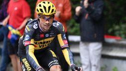"""Roglic lancia l'assalto alla terza Vuelta: """"Sarà una bella lotta per la vittoria"""""""