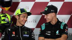 """Motogp, Quartararo omaggia Rossi: """"È ancora il mio idolo"""""""