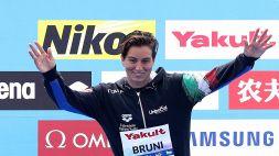 Nuoto, Rachele Bruni a caccia di medaglia