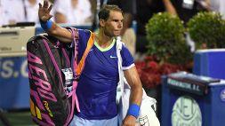Atp Washington, Nadal eliminato da Harris e fuori dalla Top-3