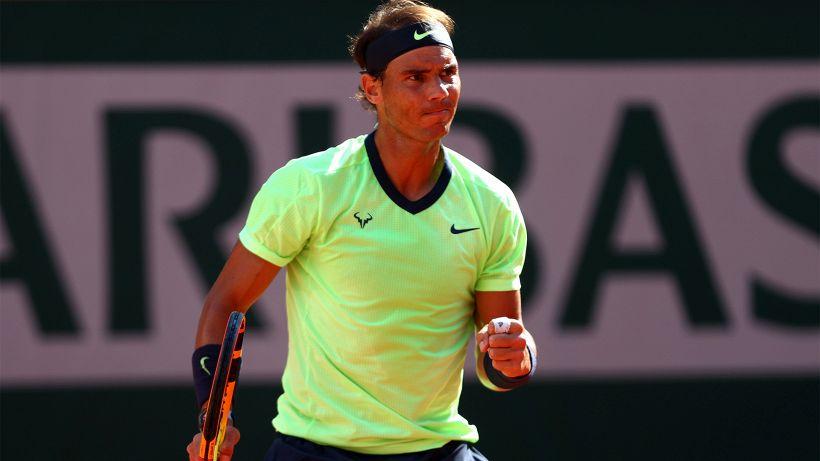 La stizza di Djokovic fa arrabbiare Rafa Nadal