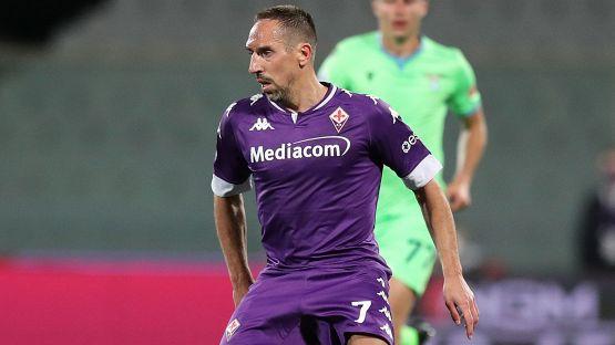 Ribery può restare in A: piace a Lazio e Spezia